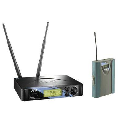 Микрофон JTS радиосистема с поясным передатчиком US-1000D/PT-990B