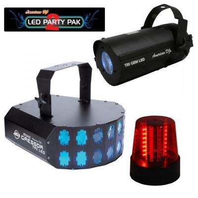 Adj Светоэффект Led Party Pak 2