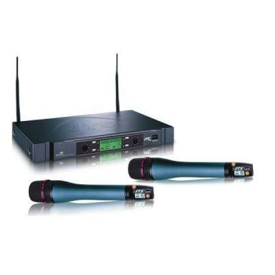 Микрофон JTS радиосистема c 2-мя ручными передатчиками US-902D/Mh-920 x2