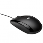 Мышь проводная HP X500 Black USB E5E76AA
