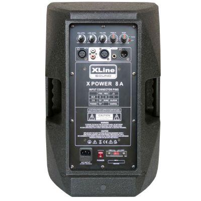 ������������ ������� XLine X Power 8A (��������, 2-��������)