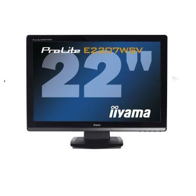 Монитор (old) Iiyama ProLite E2207WSV-B1