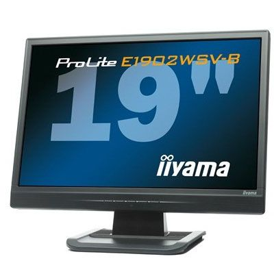 Монитор (old) Iiyama Pro Lite E1902WSV-B1