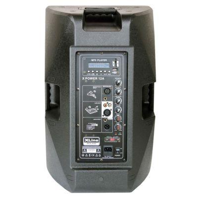 Акустическая система XLine X Power 12A (активная, с MP3, USB, SD)