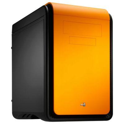 Корпус Aerocool Dead Silence Cube Orange Edition