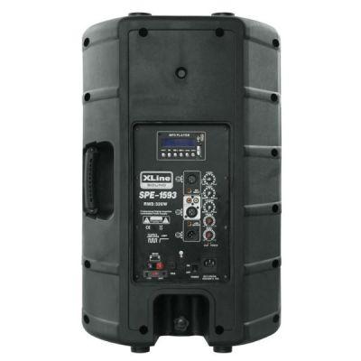 Акустическая система XLine SPE-1593 (активная, с MP3 плеером)