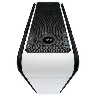 Корпус Aerocool Dead Silence 200 Black/white Edition
