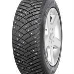 Зимняя шина GoodYear 175/70 R13 Ultragrip Ice Arctic 82T Шип 527925