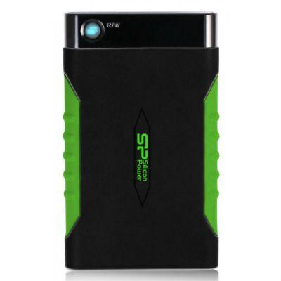 """������� ������� ���� Silicon Power USB 3.0 1Tb SP010TBPHDA15S3K 2.5"""" ������"""