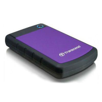 "Внешний жесткий диск Transcend USB 1Tb TS1TSJ25H3P 2.5"" USB 3.0"