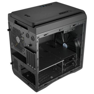 Корпус Aerocool DS Cube Black (черный)