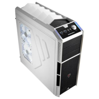 Корпус Aerocool XPredator X1 White EN57080