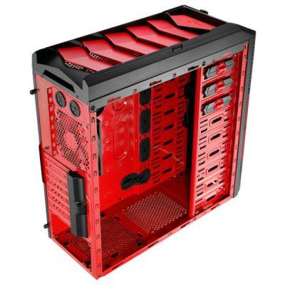 Корпус Aerocool Xpredator X1 Devil Red EN57066