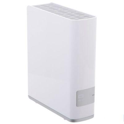 "Внешний жесткий диск Western Digital 6Tb WDBCTL0060HWT-EESN My Cloud White 3.5"" USB 3.0"