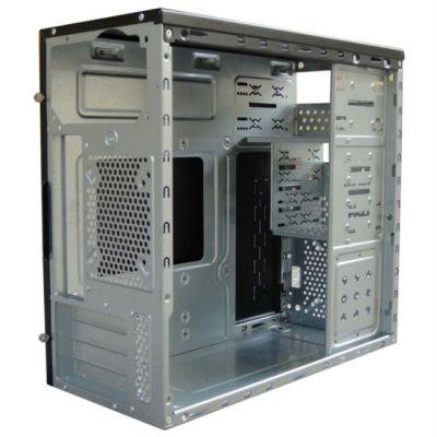 Корпус Formula FM-504D 400W Black FM-504D400W
