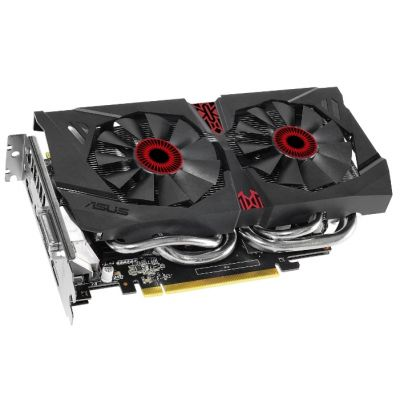���������� ASUS nVidia GeForce GTX 960 STRIX-GTX960-DC2OC-2GD5