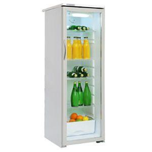 Холодильник Саратов витрина 504 (КШ-225) белый (однокамерный)