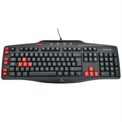 ���������� Logitech Gaming Keyboard G103 (Gpackage) (920-005059)