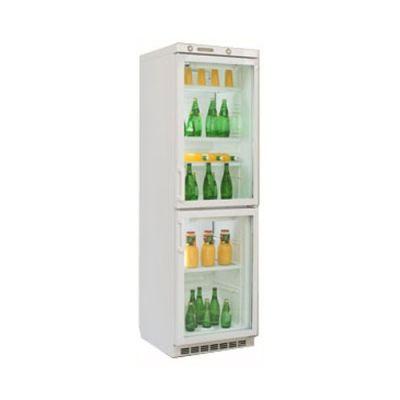 Холодильная витрина Саратов 503 (КШ-335) белый (двухкамерный)