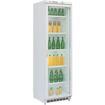 Холодильная витрина Саратов 502 (КШ-300) белый (однокамерный)