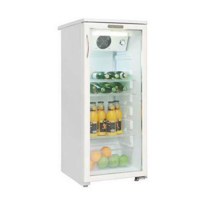 Холодильная витрина Саратов 501 (КШ-160) белый (однокамерный)