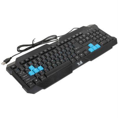 Клавиатура 3Cott 3C-WKBG-600B