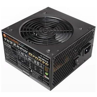Блок питания Thermaltake ATX 600W PS-TR2-0600NPCBEU