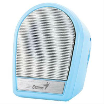 Колонки Genius SP-i177 Mono синий 2Вт портативные 31730990100