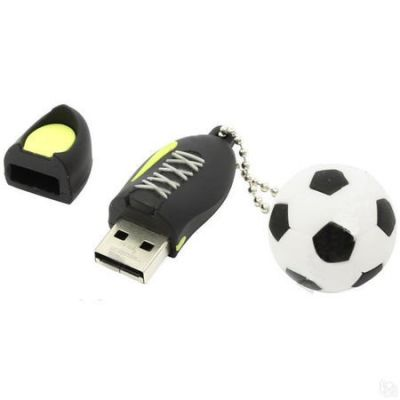 Флешка Iconik 8GB USB Drive <USB 2.0> Футбол (RB-FTB-8GB)