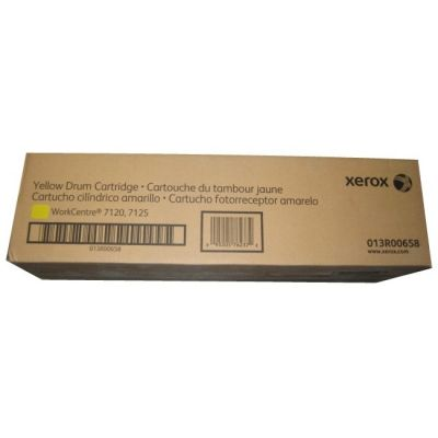 Картридж Xerox WC7120 Yellow/Желтый (013R00658)
