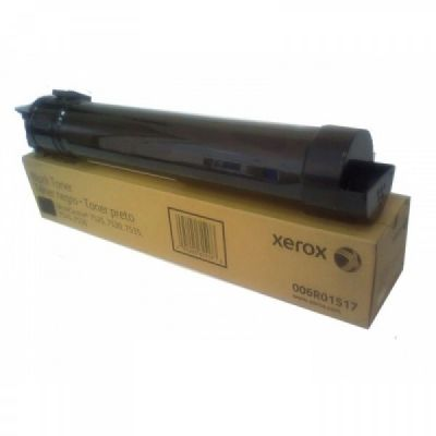Тонер-картридж Xerox 7545/7556 Black/Черный (006R01517)