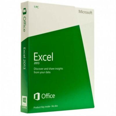 Программное обеспечение Microsoft Excel 2013 32-bit/x64 Russian CEE DVD 065-07839