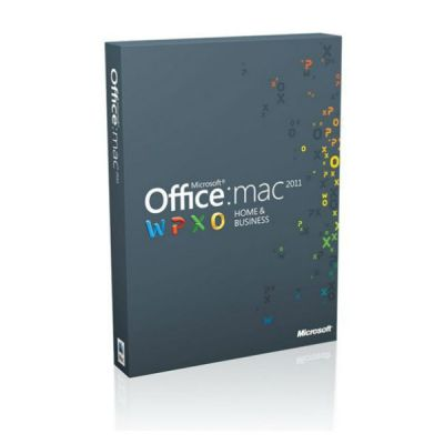 Программное обеспечение Microsoft Off Mac Home Business 1PK 2016 Russian Russia Only Medialess W6F-00613