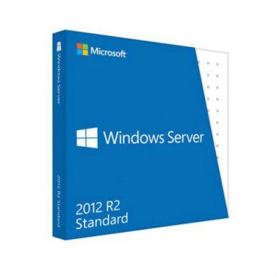 Программное обеспечение Microsoft Windows Svr Std 2012 R2 64Bit Russian Russia Only DVD 10 Clt P73-06074