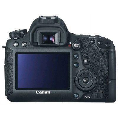 Зеркальный фотоаппарат Canon EOS 6D EF 24-105 IS STM, черный 8035B108
