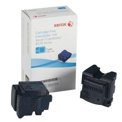 ������� Xerox CQ8570 Cyan/����������-������� (108R00936)