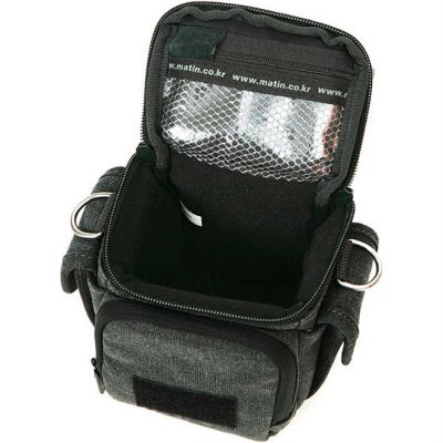 Сумка Matin для фотокамеры ADVENTURE - 22 BLACK W100 X D65 X H120mm M-9720