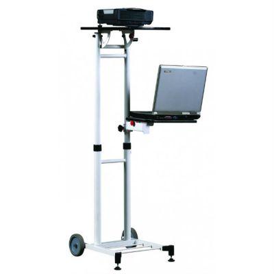 Digis передвижной столик Digis Table DUE для проектора, 2 полки.DSTD