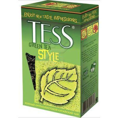 Чай TESS Стайл 200г.чай лист.зел. 1006-12