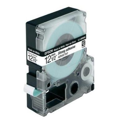Расходный материал Epson Лента термотрансферная LC-4WBW9 12мм для LW-300 C53S625411