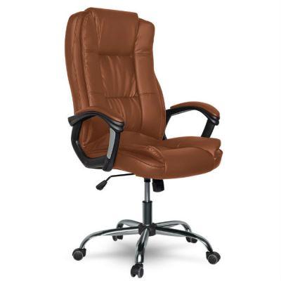 Офисное кресло Staten руководителя XH-2222 Brown