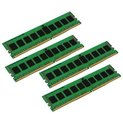 ����������� ������ Kingston DDR4 4x8Gb 2133MHz ECC RTL CL15 SR x4 w/TS 1.2V Reg KVR21R15S4K4/32