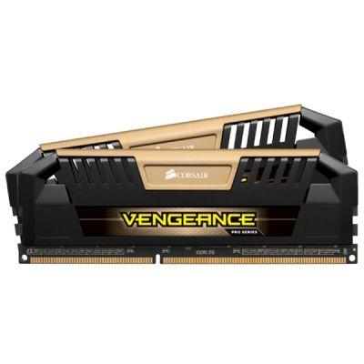 Оперативная память Corsair DDR3 2x8Gb 1600MHz Kit of 2 RTL Heatspreader Supp 3rd and 4th Intel Core CMY16GX3M2A1600C9A