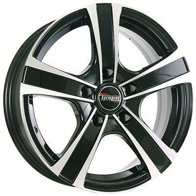 Колесный диск Tech Line 539 (R) BD 6.0x15 4x100 ET50 ЦО60.1 rd831116