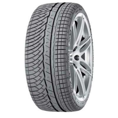 Зимняя шина Michelin 255/40 R20 Pilot Alpin Pa4 101V Xl Mercedes 472873
