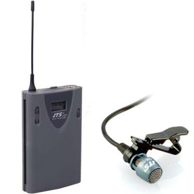 Микрофон JTS петличный с поясным передатчиком PT920B+CM501