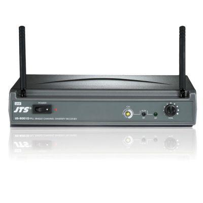 Микрофон JTS приемник одноканальный US-8001D