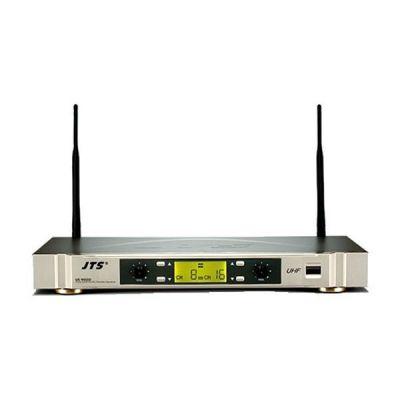 Микрофон JTS приемник двухканальный US-902D