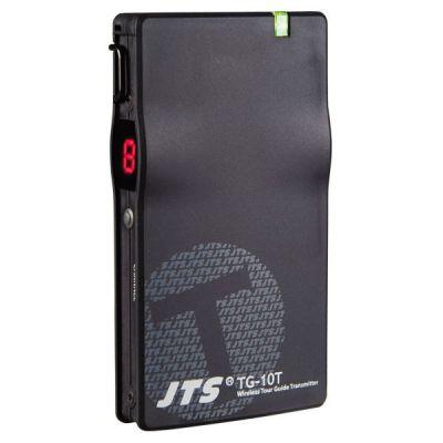 Микрофон JTS UHF-передатчик с головным микрофоном в составе тургид системы TG-10T/CM-801S