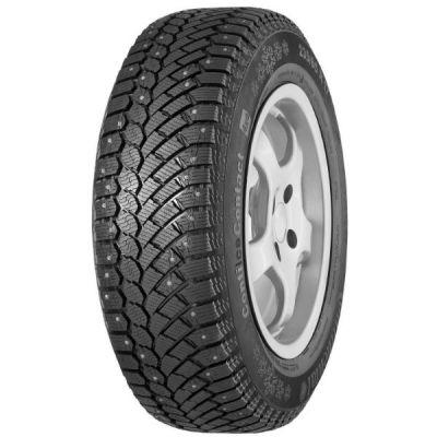 Зимняя шина Continental 265/60 R18 Contiicecontact 4X4 Bd 110T 344392